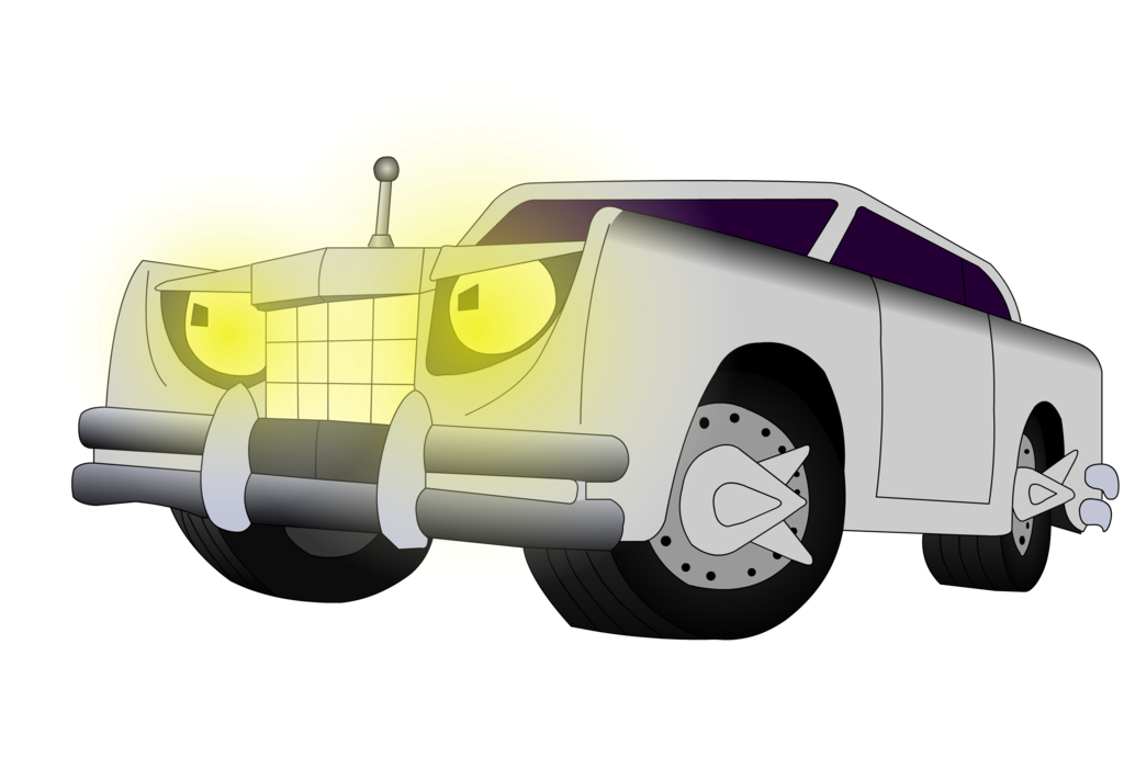 transformation drawing car