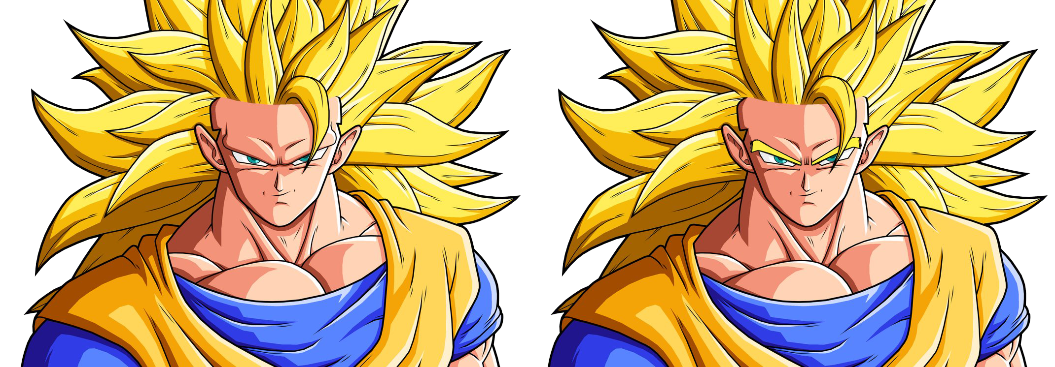 Transformation drawing ssj3. How to you guys