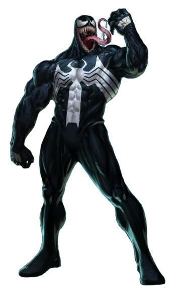 Venom transparent wiki marvel. Edward brock vs battles