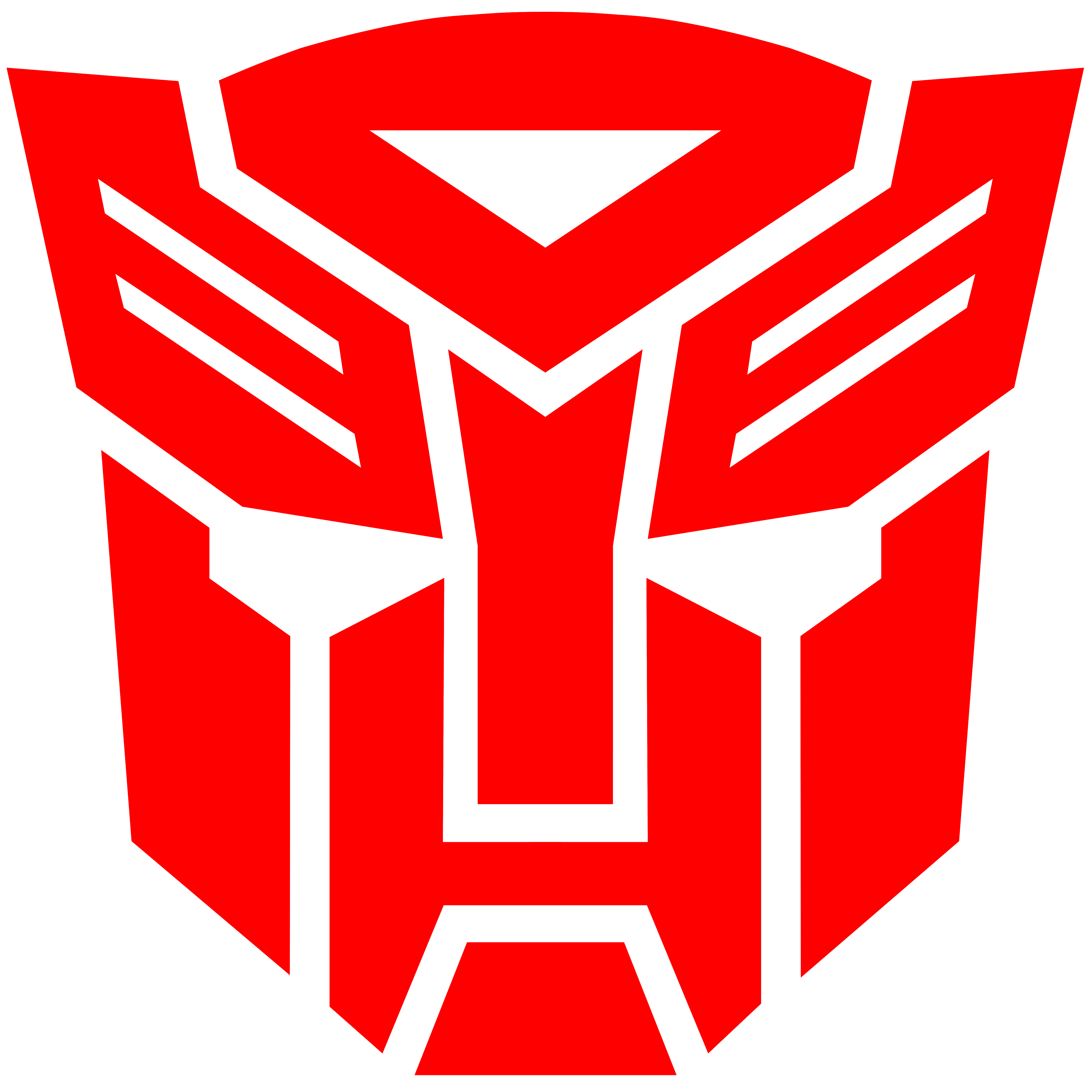 Transformers clip clipart. Transformer group with items