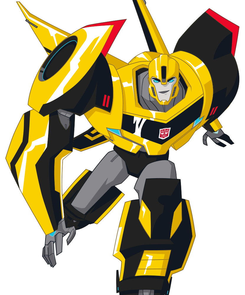 Transformers Clip Transformer Bumble Bee Transparent & PNG Clipart