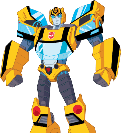 Transformers clip set. Official website more than