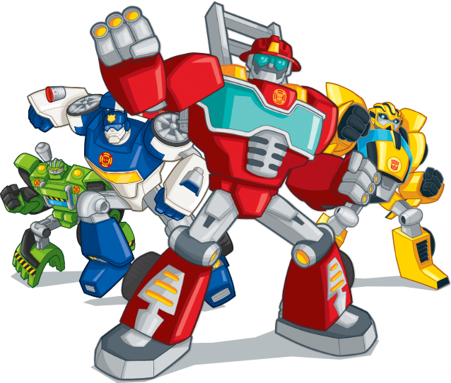 Transformers clip set. Season speculated to be