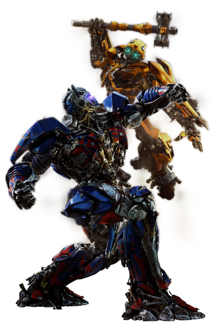 transparent knight optimus prime