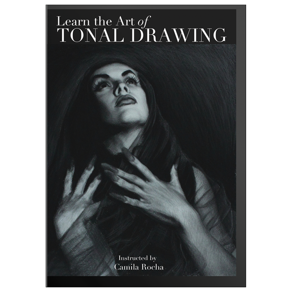 Transition drawing tonal. Image of dvd the