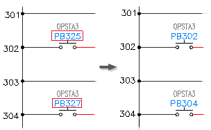 Translate drawing components. About retagging autocad electrical