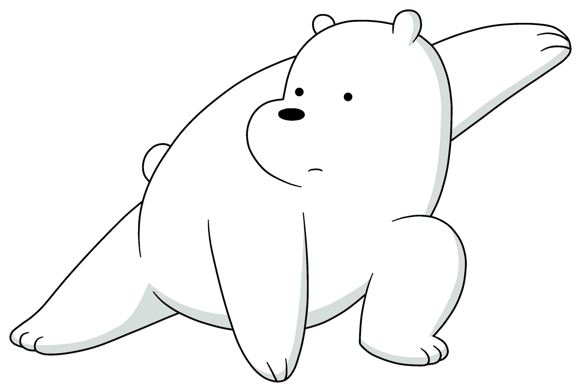 Ice bear wiki fandom. Vacuum transparent we bare bears png library download
