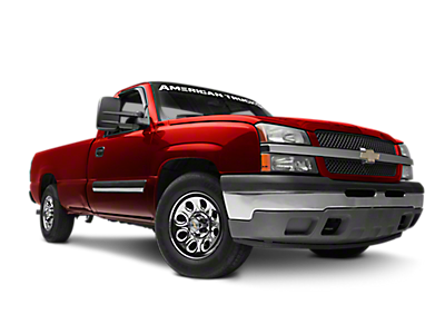 Silverado drawing lightning ford. Parts americantrucks