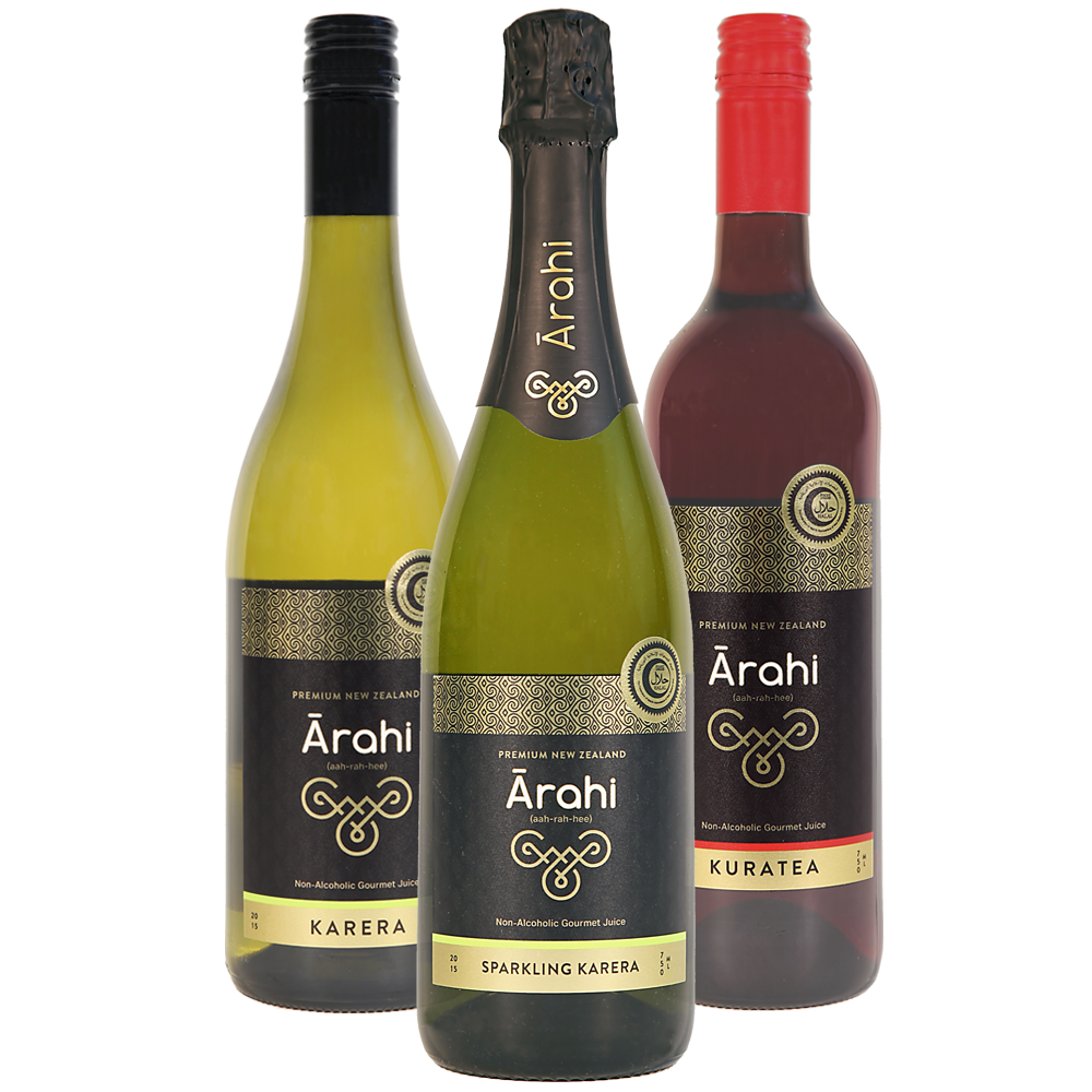 Transparent alcohol alcoholic. Arahi premium non beverages