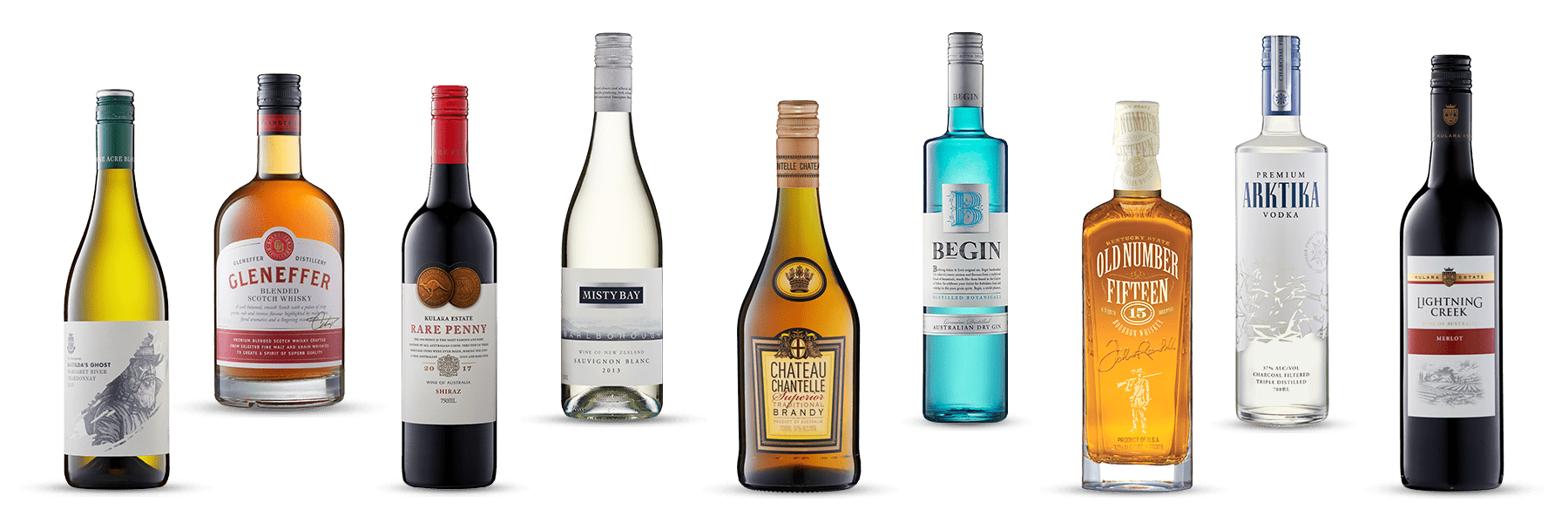 Transparent alcohol spirit. Premium quality beverages liqueur