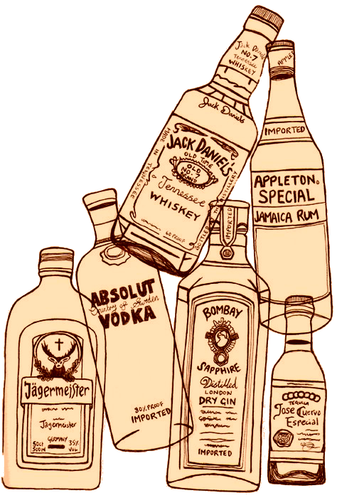 Transparent alcohol tumblr. Themes by mandrakescry