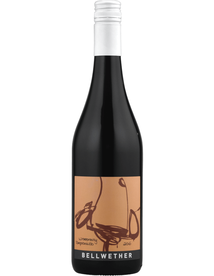 Transparent ant drink. Bellwether series tempranillo
