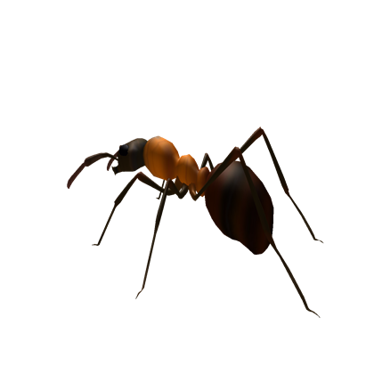 Transparent ant small. Dropper roblox