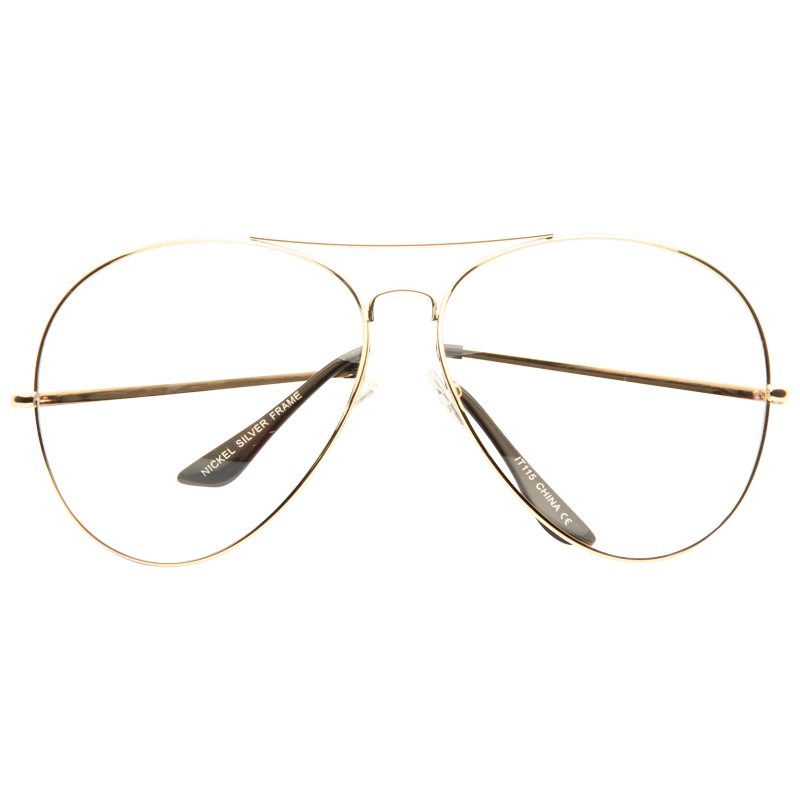 Transparent aviators clear. Kiln oversized lightly tinted