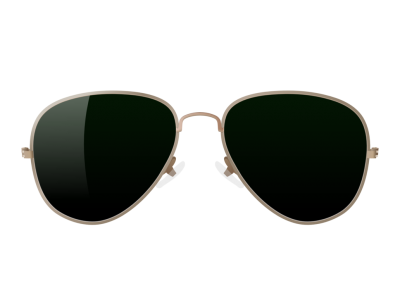 Transparent aviators clip art. Sunglasses download huge