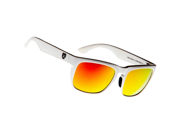 Transparent aviators yellow clear. Catch more fish in
