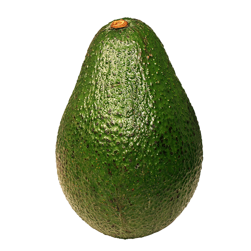 Transparent avocado. Png stickpng