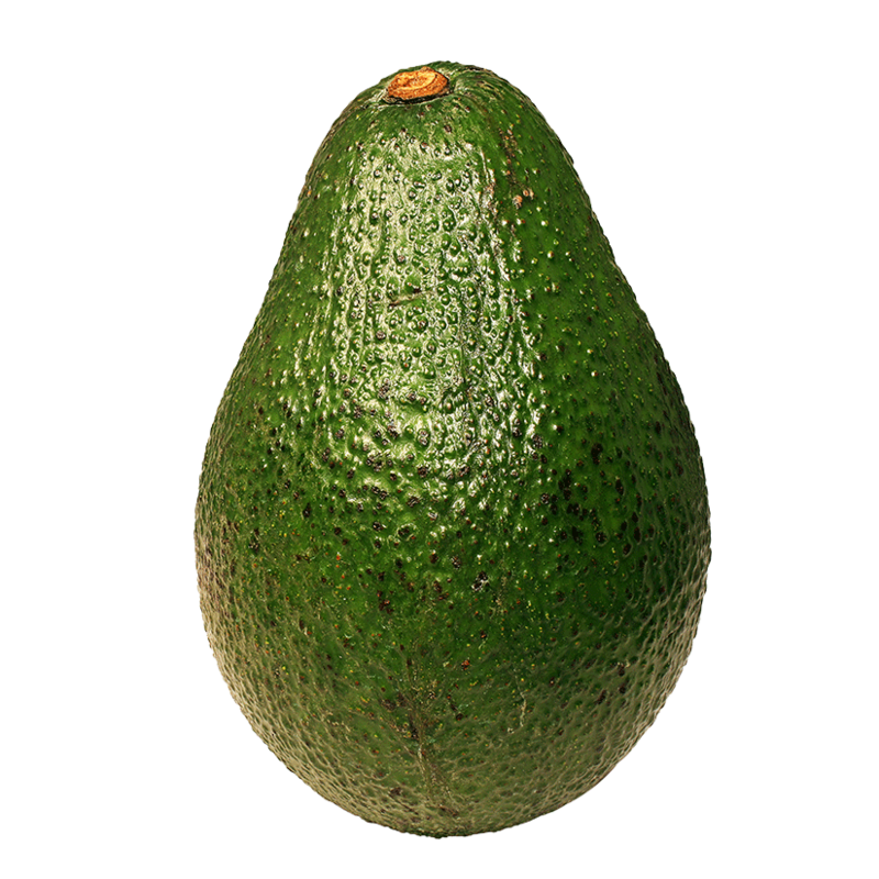 Transparent avocado background. Download free png image