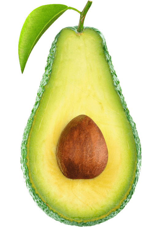 Transparent avocado background. Download png images toppng