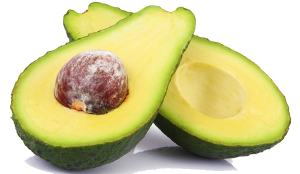 Transparent avocado background. Png images all download