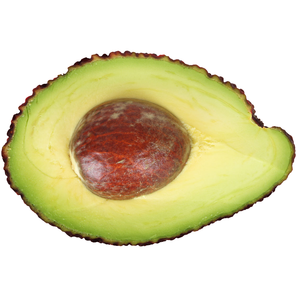 Transparent avocado file. Png image purepng free
