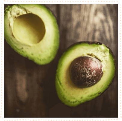 Transparent avocado open. Png the whole enchilada