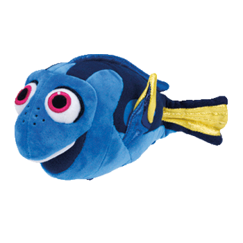 Transparent baby dory png. Ty beanie babies finding
