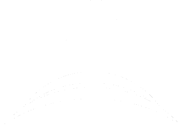 Transparent church background. White png image