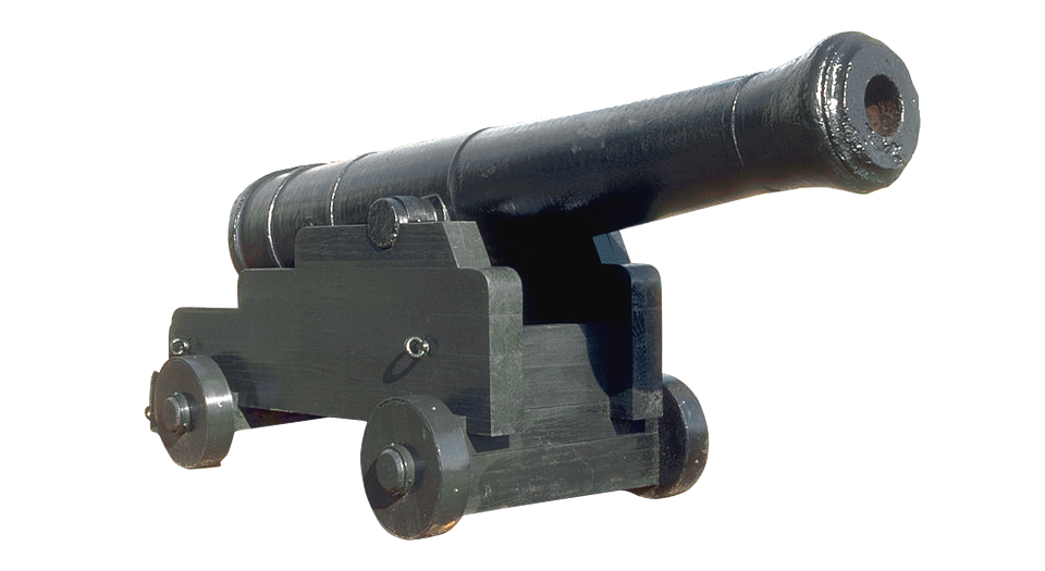 Cannon png.