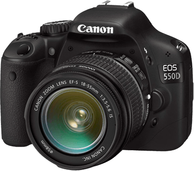 Transparent background cannon png. Canon eos photo camera