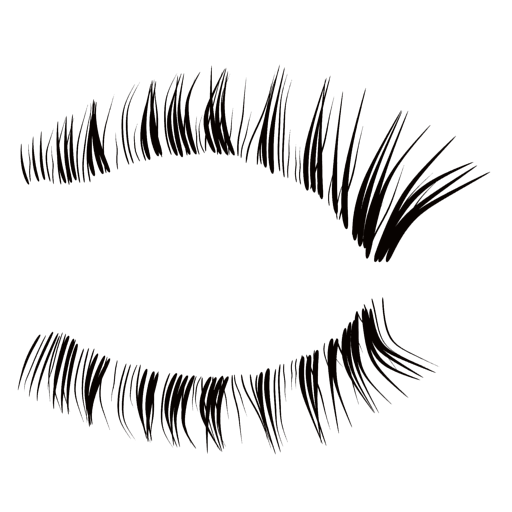 Transparent background lashes png. Index of source media