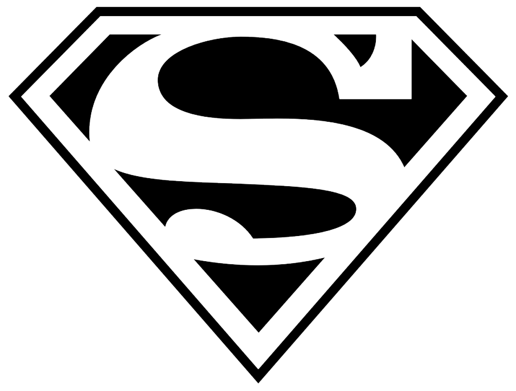 transparent emblem superman