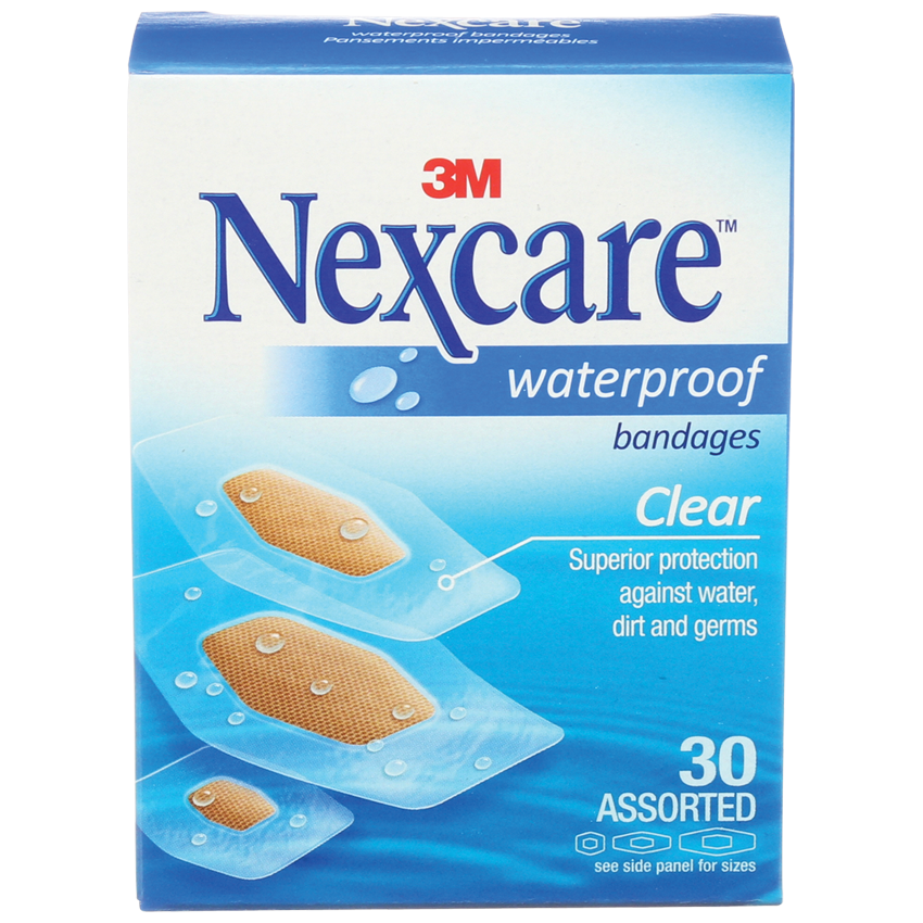 Transparent dressings 3m nexcare. Product details m waterproof