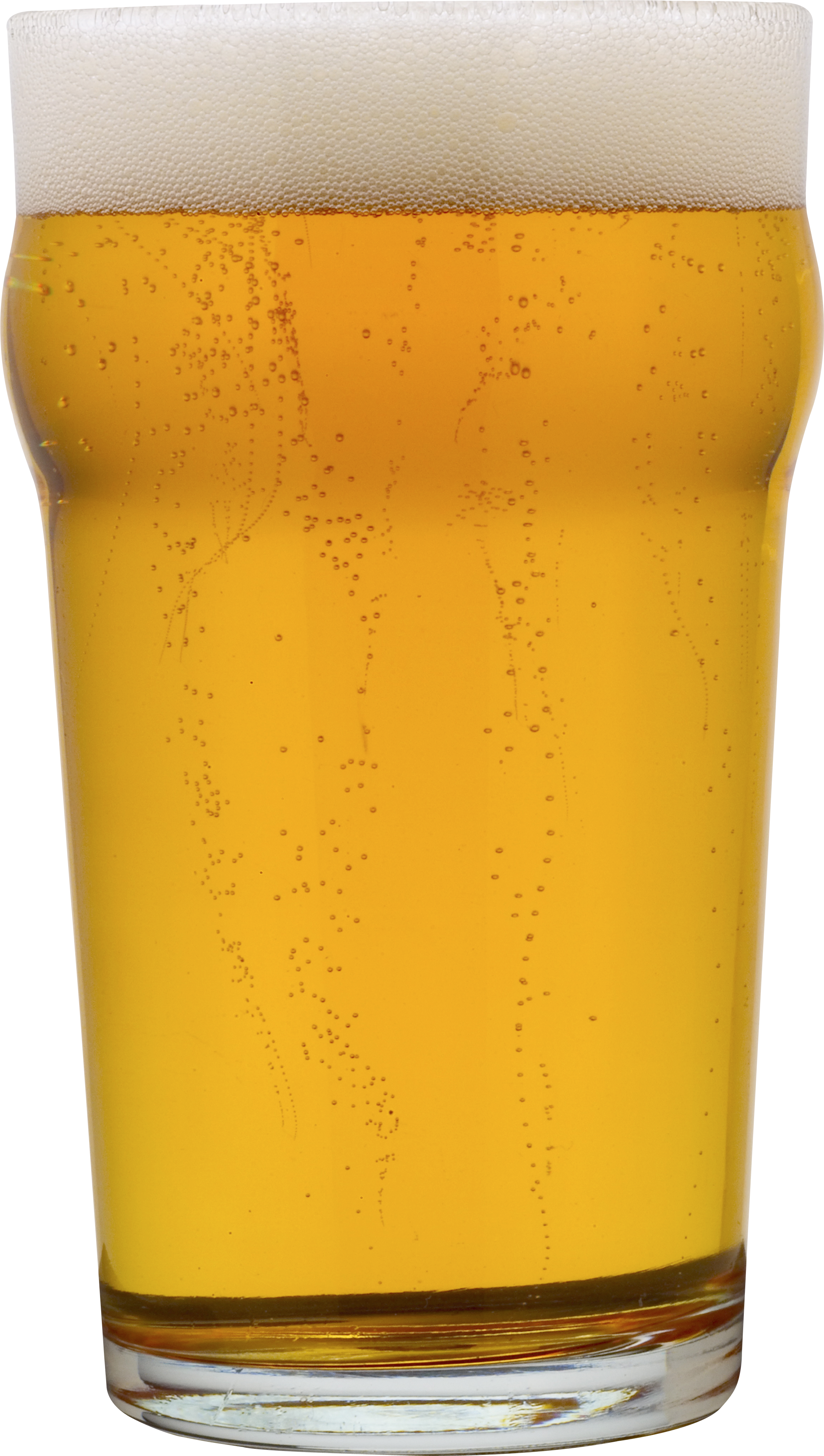 Transparent beer booze. Glass of png image