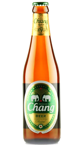 Transparent beer chang. Classic pack ml