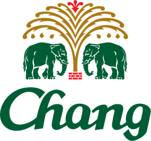 Transparent beer chang. Logo vectors free download