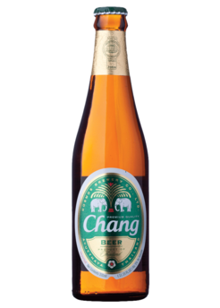 Transparent beer chang. Total wine more