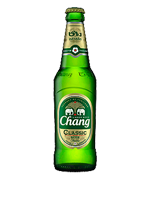 Transparent beer chang. Beers international beverage holdings