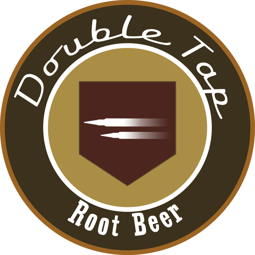 Transparent beer double tap root. By jimi liquid on
