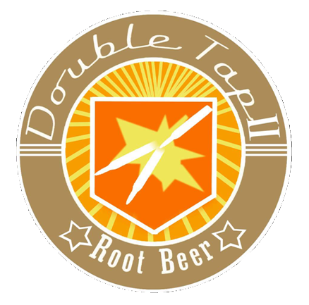 Transparent beer double tap root. Image ii logo png