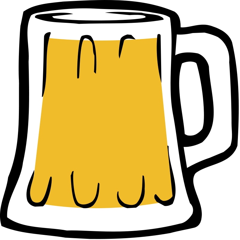Free stock photo of. Transparent beer illustration png transparent library