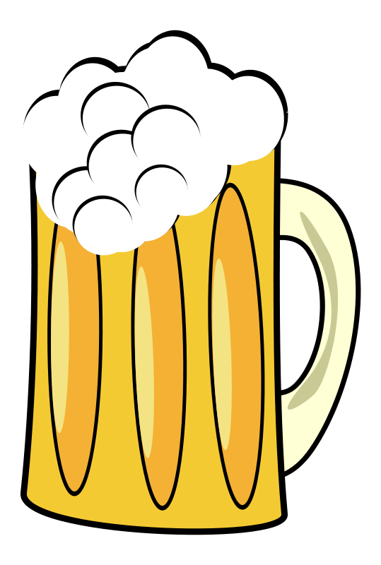 Free stock photo of. Transparent beer illustration clip art library library