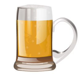 transparent beer jpeg