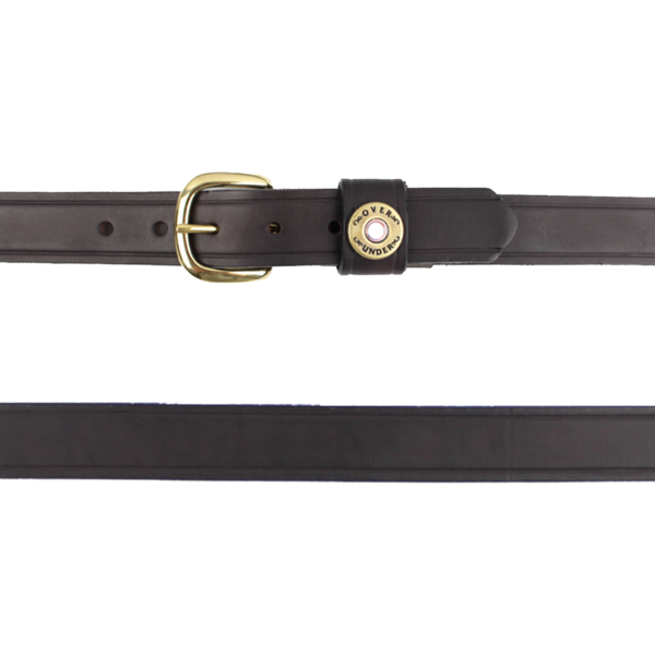 Transparent belt. Leather png arts