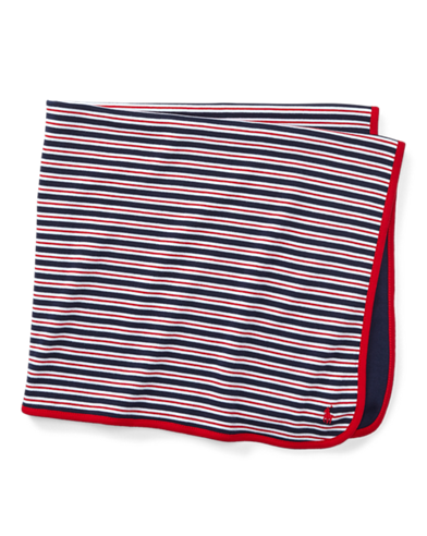 Transparent blanket red cotton. Infant baby clothes accessories