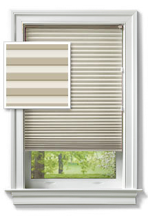 Transparent blinds semi. Sheer honeycomb shades bedroom