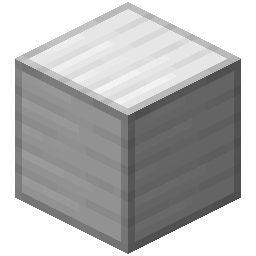 transparent block iron