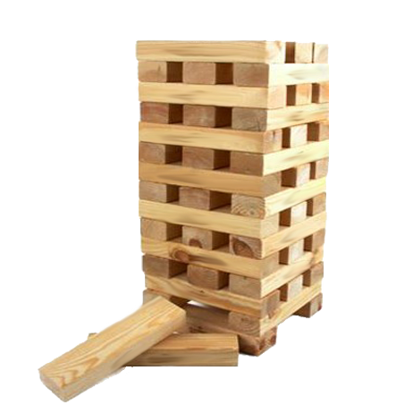Png images pluspng giantjengahire. Transparent blocks jenga clip library library