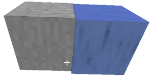 Transparent blocks stone. Solid block official minecraft