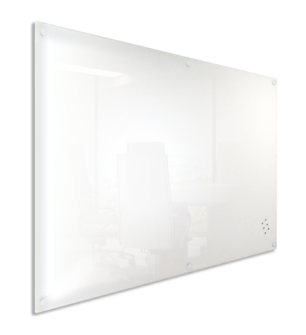 Transparent boards large glass. Magnetic fast delivery australia